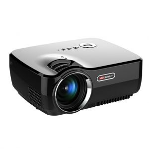 VIVIBRIGHT GP70 LED Multimedia Projector 1500 Lumens