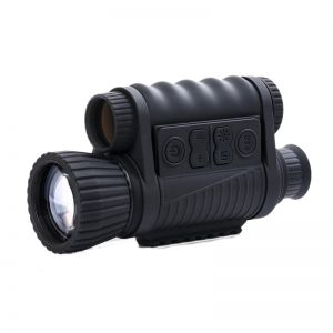 WG650 Digital Night Vision Monocular Telescope 5MP Optical Infrared 6x50mm for Hunting Outdoors