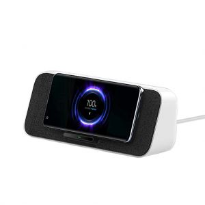 Xiaomi 2 in 1 Dual Bass Bluetooth Speaker Wireless Charger 30W
