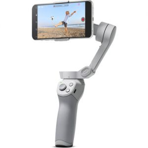 Xiaomi DJI OSMO Mobile 4 Handheld 3-Axis Smartphone Gimbal Stabilizer with Grip Tripod for YouTube Live Video