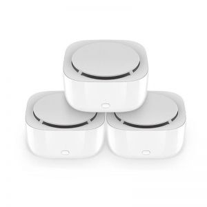Set of 3 Xiaomi Mijia Mosquito Repellent Killer One-Key Timing Insect Repeller Basic Version 3 PC