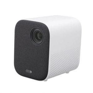 Xiaomi Mijia Youth Edition 1080P DLP Projector 500ANSI 2.4GHz+5GHz WiFi - with a Free Plug Adapter