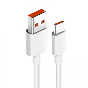 Xiaomi Type-C Cable Support 6A Fast Charging Data Transmission - 1m