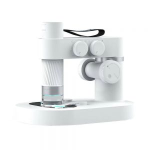 Xiaomi Youpin DDLM1 400X Smart Biological Microscope for Educational Student Science Experiment - With Stand