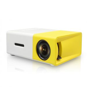 YG300 Mini 1080P LED Projector
