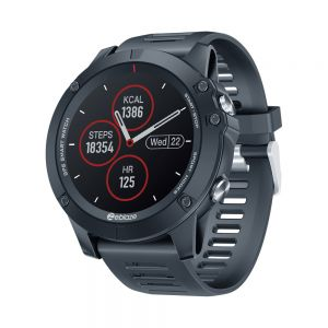 Zeblaze Vibe 3 GPS Smart Watch Sport Watch Smartwatch with GPS+GLONASS Dual Positioning 24-hour Heart Rate Blood Pressure O2 Monitor
